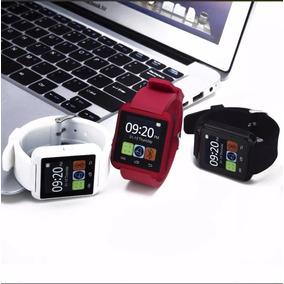Reloj Smartwatch U8 Pro Android Iphone Bluetooth Español
