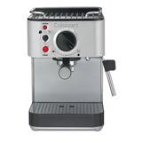 Maquina De Cafe Expreso Vapor Conair Cuisinart Em-100 Acero