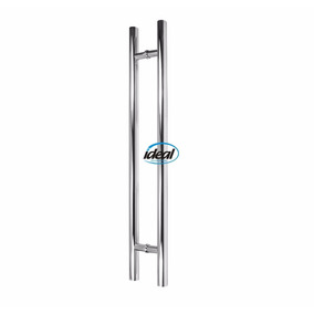 Puxadores Inox 304 Redondo 32mm 1 Metro Portas Madeira Vidro