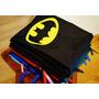 Super Pack 54 Capas Superheroes Tafeta Estampada