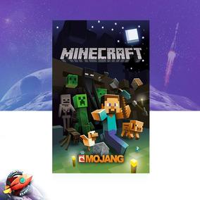 Minecraft - Cartão De Ativação Original Pré-pago Pc - Mojang
