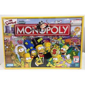 Monopoly Los Simpsons Toyco Original Mejor Precio!!