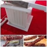Maquina Para Fazer Espetinhos - 36 Espetos +faca+insersor