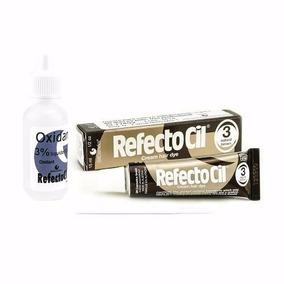 Kit Refectocil 3.0 Tintura De Cilios E Sobrancelhas
