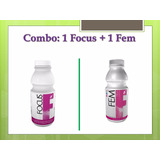 Combo Omnilife .. 1 Focus U Optimus + 1 Fem Oml Mujer