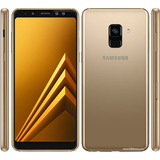 Celular Libre Samsung Galaxy A8 2018 16mpx 32gb 4g