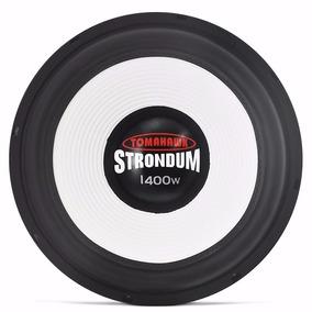 Sub Tomahawk Strondum 15 Pol 1400w Tp Edx E2k Pioneer Bravox