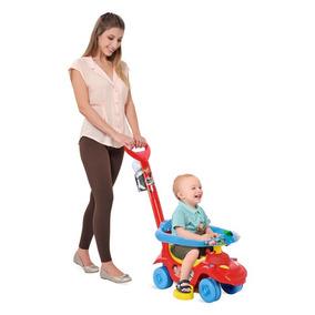 Carrinho Bebê Passeio E Andador Empurrador Toy Story 2289