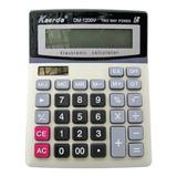 Calculadora Solar / Pilas De Sobremesa 12 Dígitos Dm-1200v