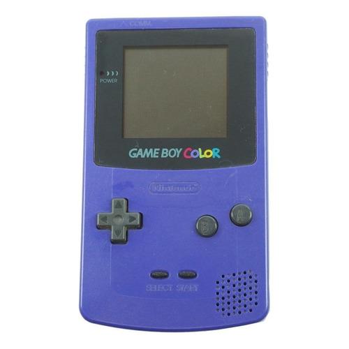 Nintendo Game Boy Color Standard grape