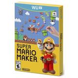 Juego Nintendo Wiiu Super Mario Maker