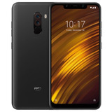 Xiaomi Pocophone 6/128 Cuotas Sin Int. 18 Meses Gtia-negro