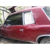 Puertas Chevrolet Monte Carlos Año 78