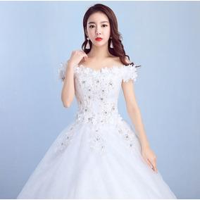 Vestido De Novia Nuevo 2018 Todo Talles (directo China)#h82
