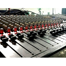 Consola Audiolab 24 Canales + Ambil