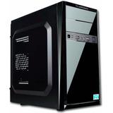Gabinete Profesional Microatx 480w Acteck Tb-05001 Usb Audio