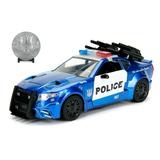 Barricade - Auto Coleccion - 1:24 - Metalico - Jada