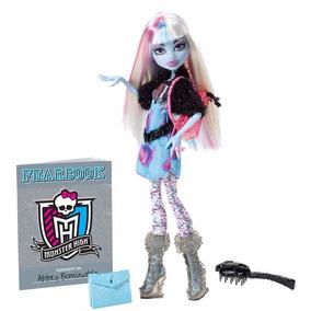 Monster High - Foto De Terror - Abbey Bominable - Mattel