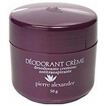 Déodorant Crème Pierre Alexander Antitranspirante 50g