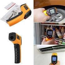 Medidor De Temperatura Termometro Laser Infrarojo Digital