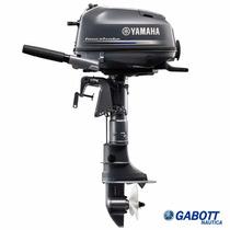 Motores Fuera Borda 6 Hp Yamaha 4 Tiempos 4t Nuevos Gabott