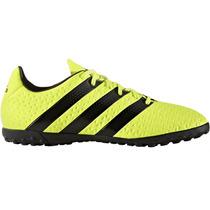 Zapatos Futbol Pasto Sintetico Ace 16.4 Hombre Adidas S31976