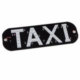 Letrero Luminoso Taxi 45 Led Smd De Parabrisas