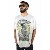 Camisa Camiseta Blusa Mugsy Graffiti Swag Hip Hop Rap