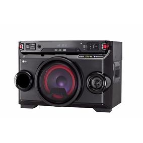 Parlante Portátil Lg Om4560 220w Bluetooth Boofer 6.5