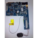 Placa Mother Tablet Net Runner Tc-q098 Completa