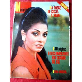 Revista Manchete 780 De 01/04/1967 Em Ótimo Estado!