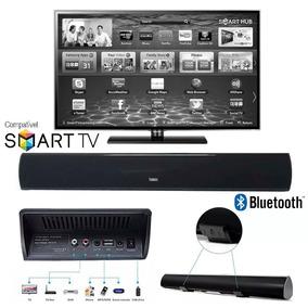 Caixa De Som Sound Bar Smart Tv Pc Bluethooth Home Theater