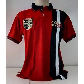 Camisas Oakley Polo - Camisa Pólo Manga Curta Masculinas no Mercado ... a35e852bd0a