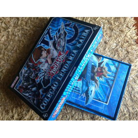 Playmat E Caixa Vazia Legendary Collection Kaiba