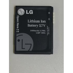 Bateria Lg Kc910 Renoir Lgip-580a Original Nova