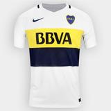 Camiseta Boca Juniors 2017 Match Original Alternativa