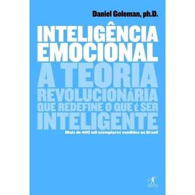 Livro Inteligência Emocional - Daniel Goleman Phd