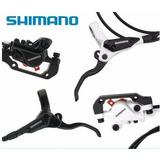 Frenos De Disco Hidraulicos Shimano M396/395 Completos