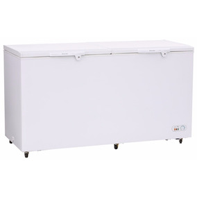 Congelador Dual Horizontal 520 Lts. Electrolux Ec526nbhw