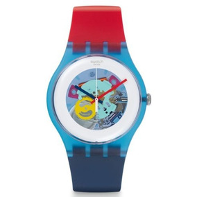 Reloj Pulsera Swatch New Gent Color My Laquered Suos101
