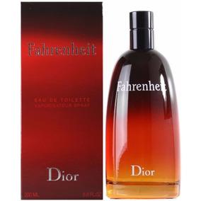 Perfume Fahrenheit 200ml Para Hombre (mil Esencias)