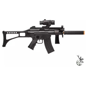 Marcadora Crosman Tactical Pulse R91 Aeg Airsoft Rifle