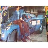 Poster Gigante Luis Di Palma Automovilismo Argentino