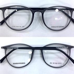 óculos Redondo Armani - Óculos no Mercado Livre Brasil ee6ae6c23c