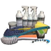 Mini Kit Completo Lavagem A Seco Dry Limp- 20 Lavagens