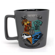 Caneca Buck Casas Escola Magia Hogwarts Harry Potter Wb