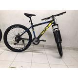 Bicicleta Aluminio Shimano Tourney 21c Todoterreno Sport R26
