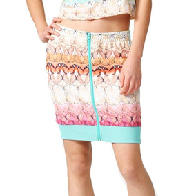 Falda Originals Borbofresh Track Skirt Mujer adidas Bj9034