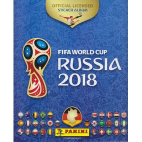Álbum Completo Da Copa 2018 Digitalizado