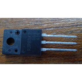 6 Pçs Transistor Igbt Rjp63k2 To220f Original Kit C/ 6 Peças